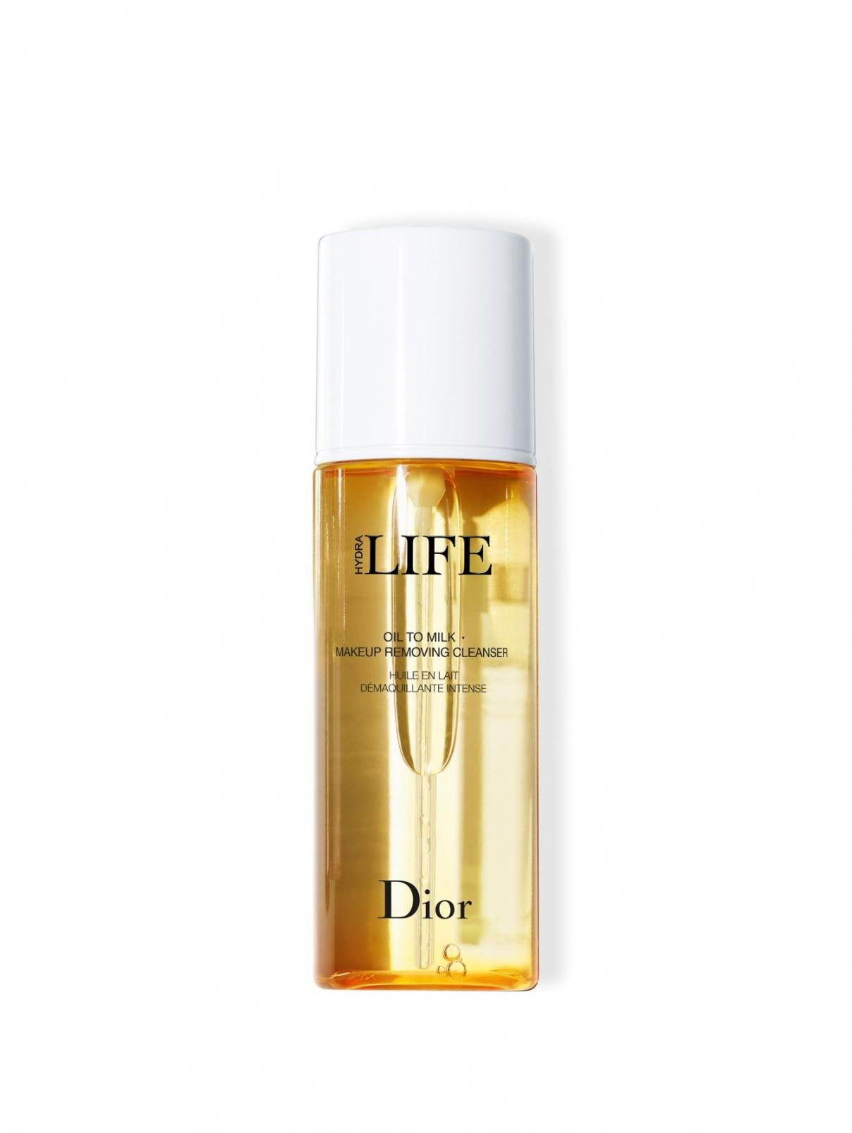 Очищающее масло 200 мл Hydra Life Christian Dior  –  Общий вид