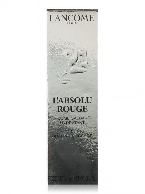 Помада 376 L'Absolu Rouge Lancome - Обтравка2