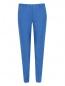 Укороченные брюки из шерсти зауженного кроя Paul Smith  –  Общий вид