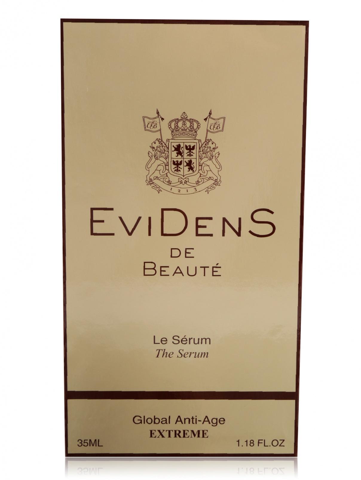 Сыворотка EviDenS de Beauté  –  Общий вид