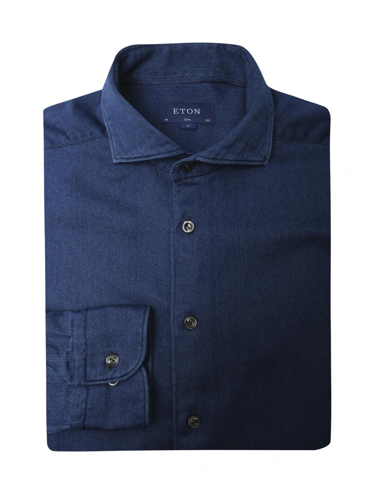 Рубашка из хлопка Eton  –  Общий вид