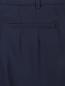 Укороченные брюки с боковыми карманами Sportmax Code  –  Деталь