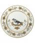 Тарелка обеденная с узором Ginori 1735  –  Общий вид