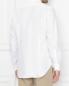 Рубашка из льна Carrel  –  МодельВерхНиз1