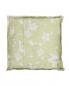 Подушка из льна с цветочным принтом 45 x 45 Bellora  –  Обтравка2