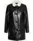 Пальто с контрастным воротником A.P.C.  –  Общий вид