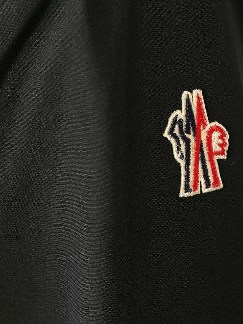 Куртка на молнии с капюшоном Moncler - Деталь1
