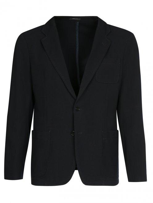 Пиджак однобортный - Общий вид