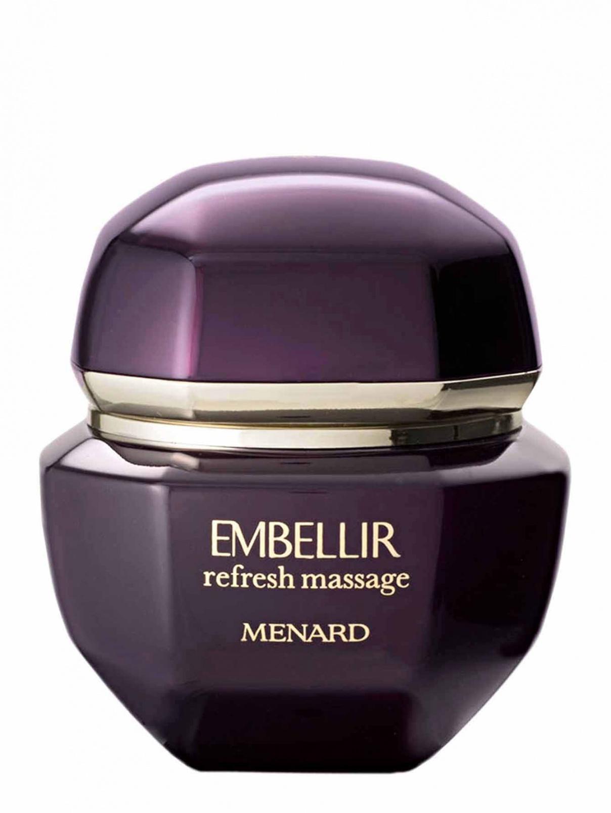 Освежающий массажный крем для лица - Embellir Menard  –  Общий вид