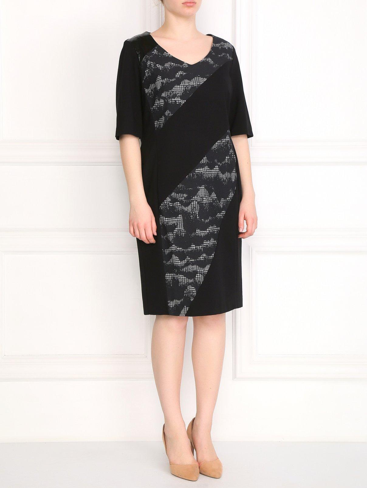 Платье-футляр Marina Rinaldi  –  Модель Общий вид