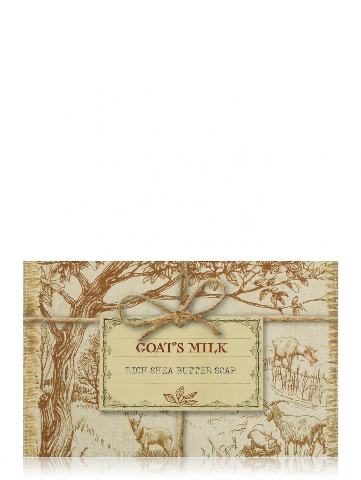 "Мыло ""Козье молоко"" 127 г 9,5x6,5x3,5 см Home Collection MichelDesignWorks  –  Общий вид"