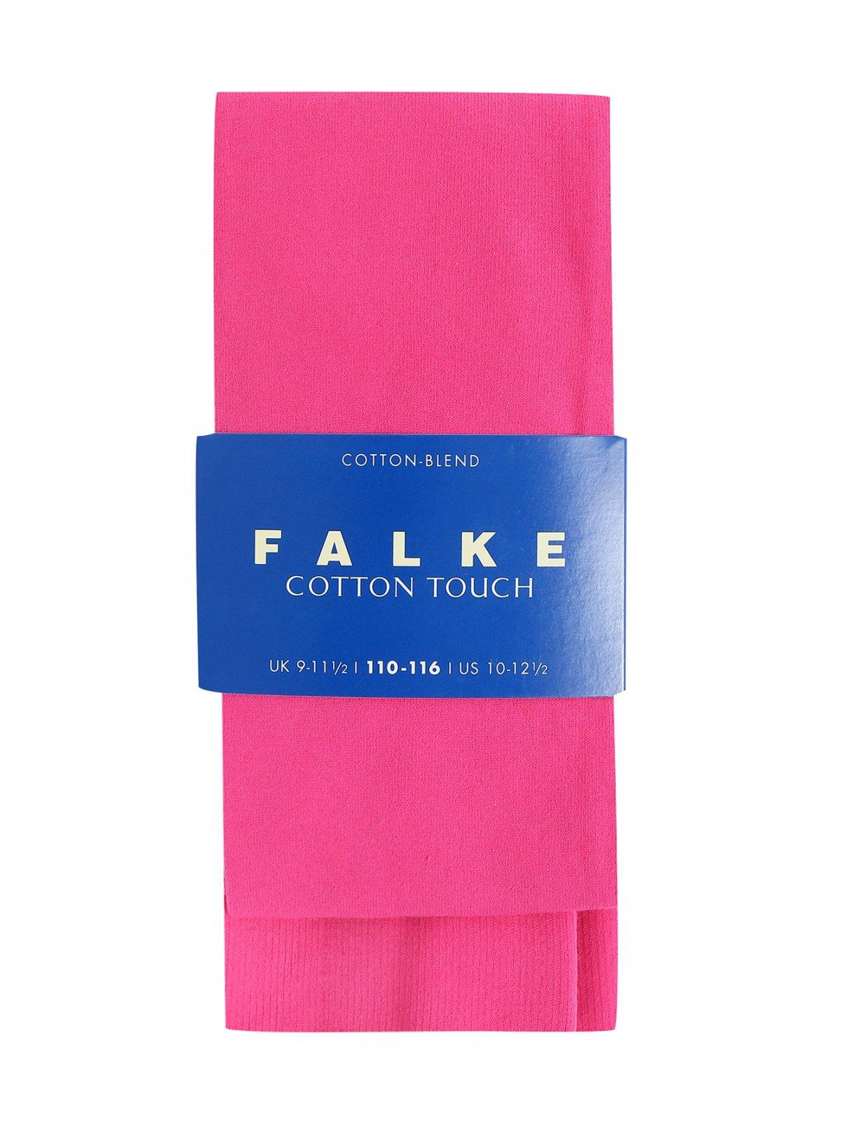 Эластичные колготки с добавлением хлопка Falke  –  Общий вид