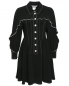 Платье с контрастной отделкой Sportmax  –  Общий вид