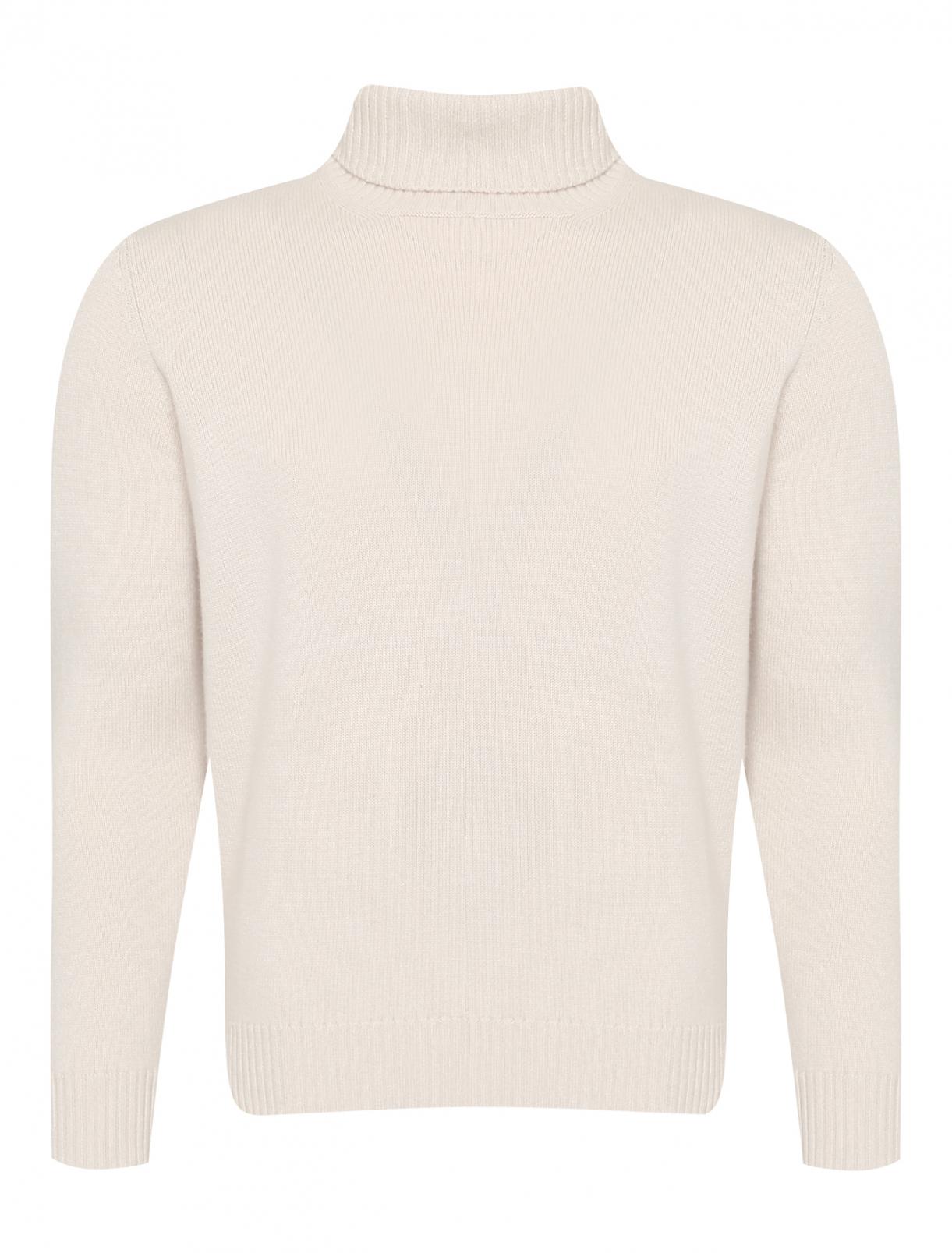 Джемпер из шерсти шелка и кашемира Kangra Cashmere  –  Общий вид