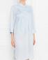 Платье-рубашка из шелка Maison Martin Margiela  –  Модель Верх-Низ