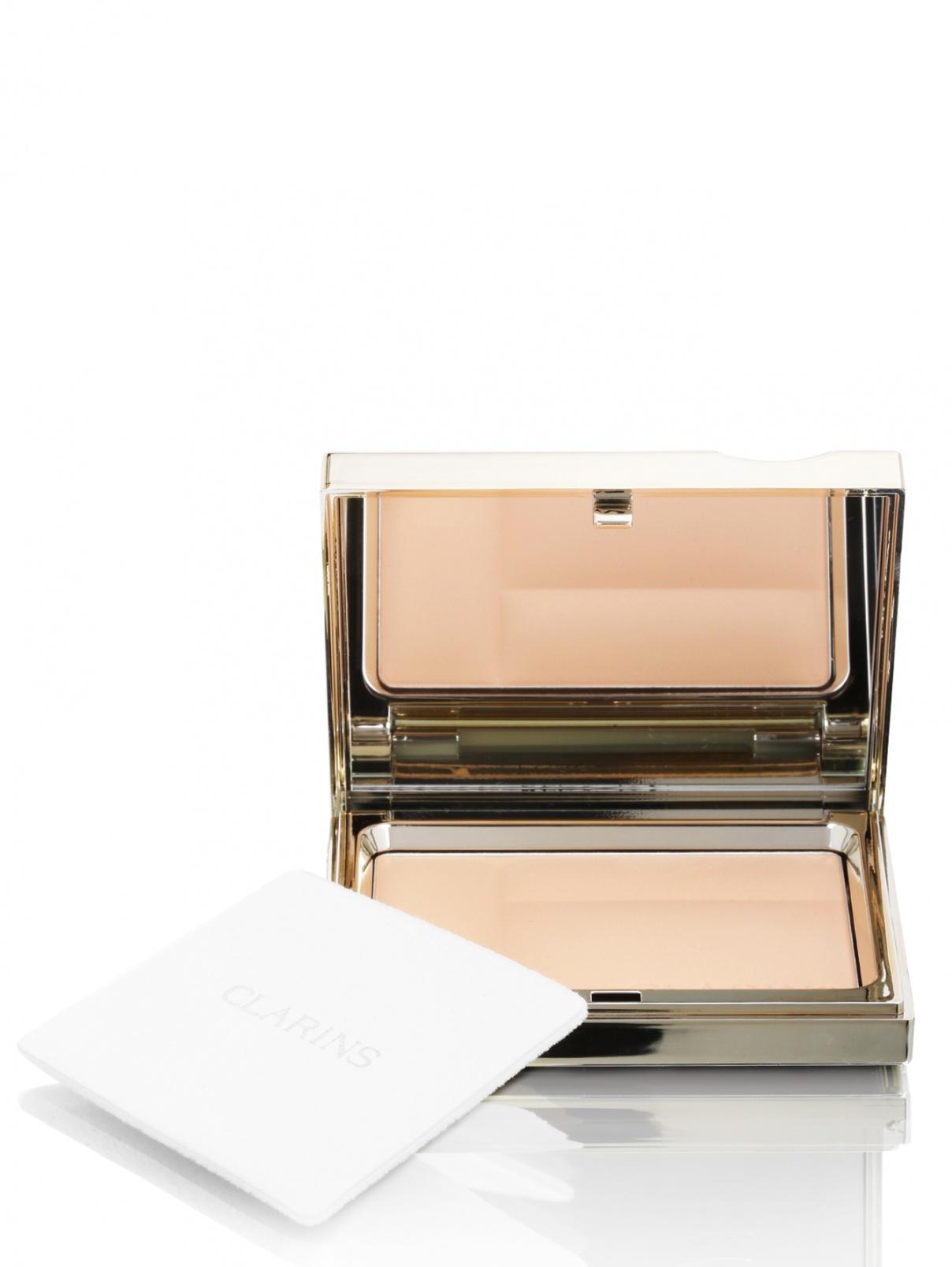 Компактная минеральная пудра - №00 Transparent opal, Ever Matte Clarins  –  Общий вид
