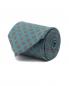 Галстук из шелка с узором Eton  –  Общий вид