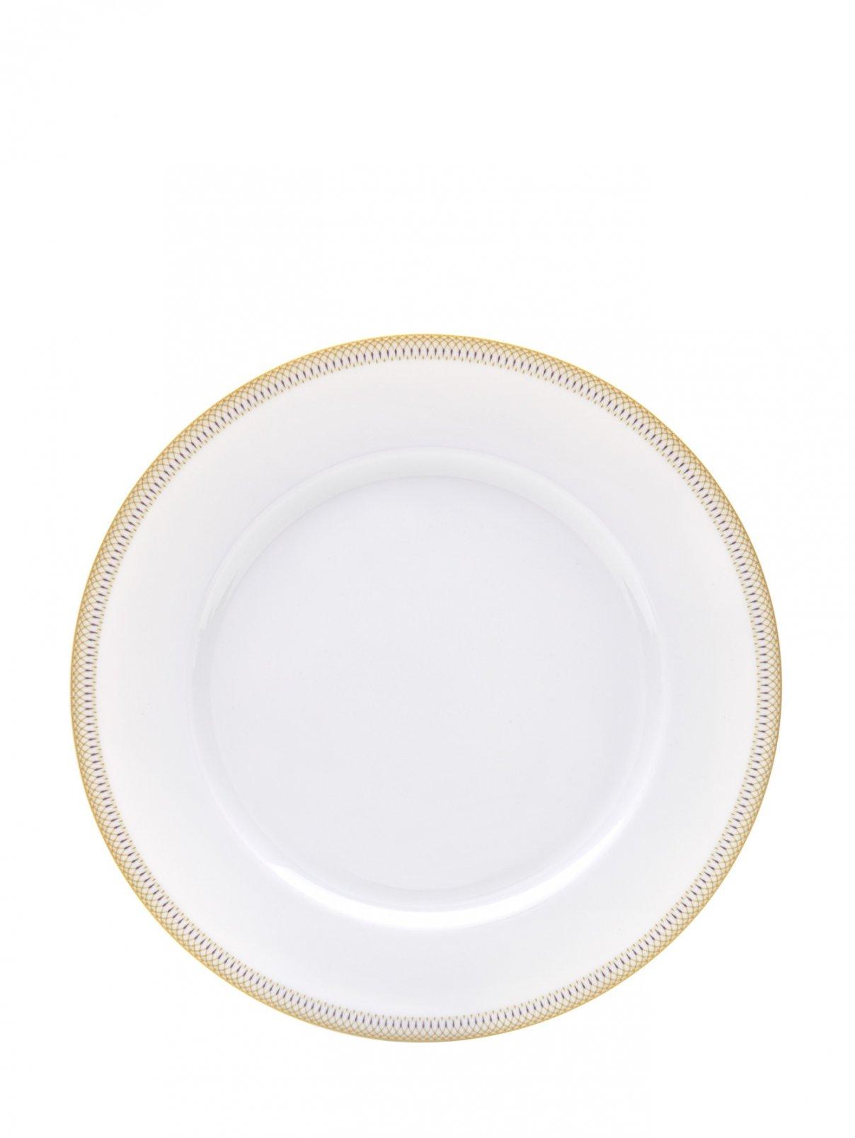 Тарелка обеденная, диаметр - 28 см Haviland  –  Общий вид