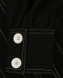 Платье с контрастной отделкой Sportmax  –  Деталь1