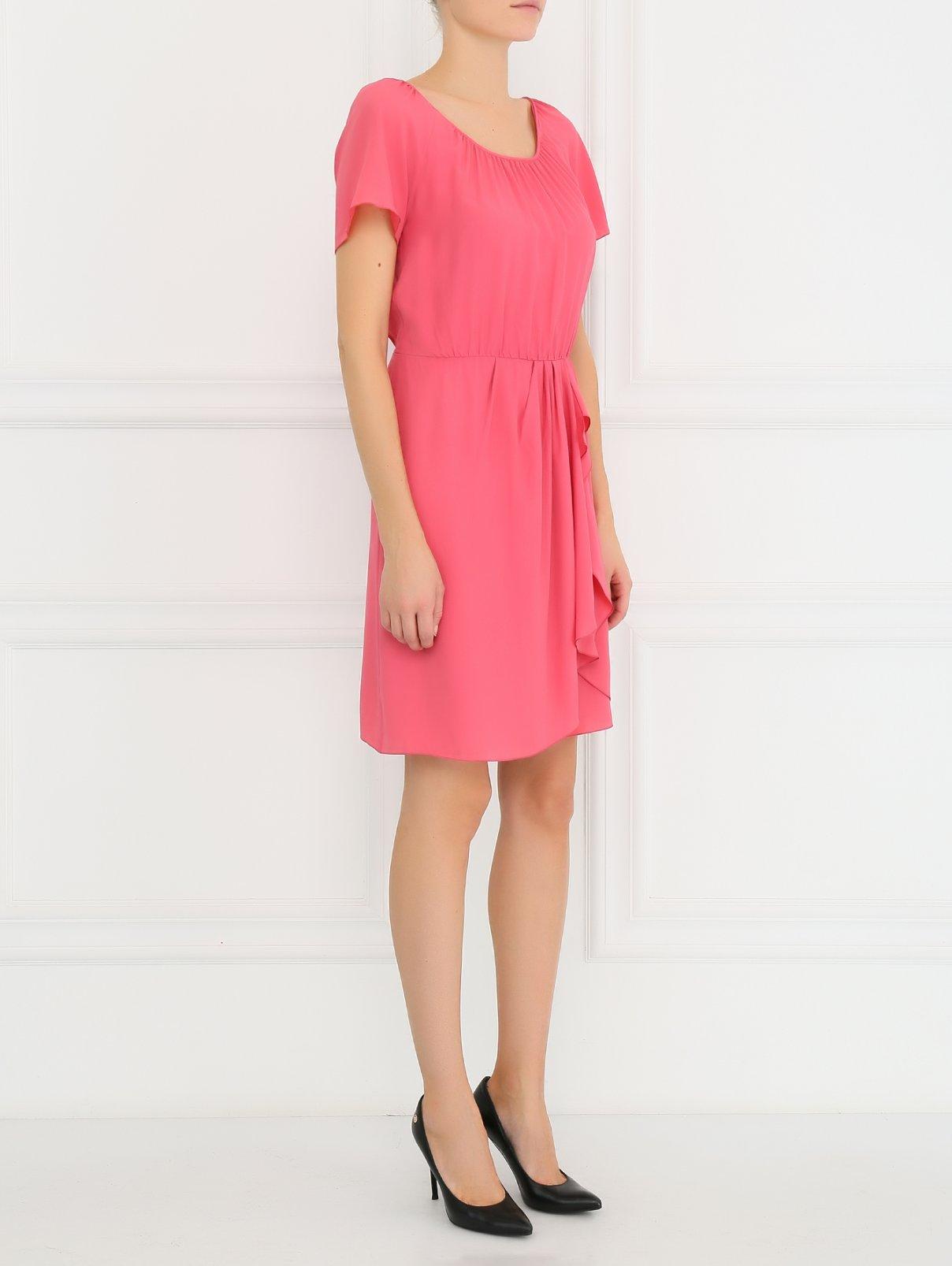 Платье-мини с драпировкой Philosophy di Alberta Ferretti  –  Модель Общий вид