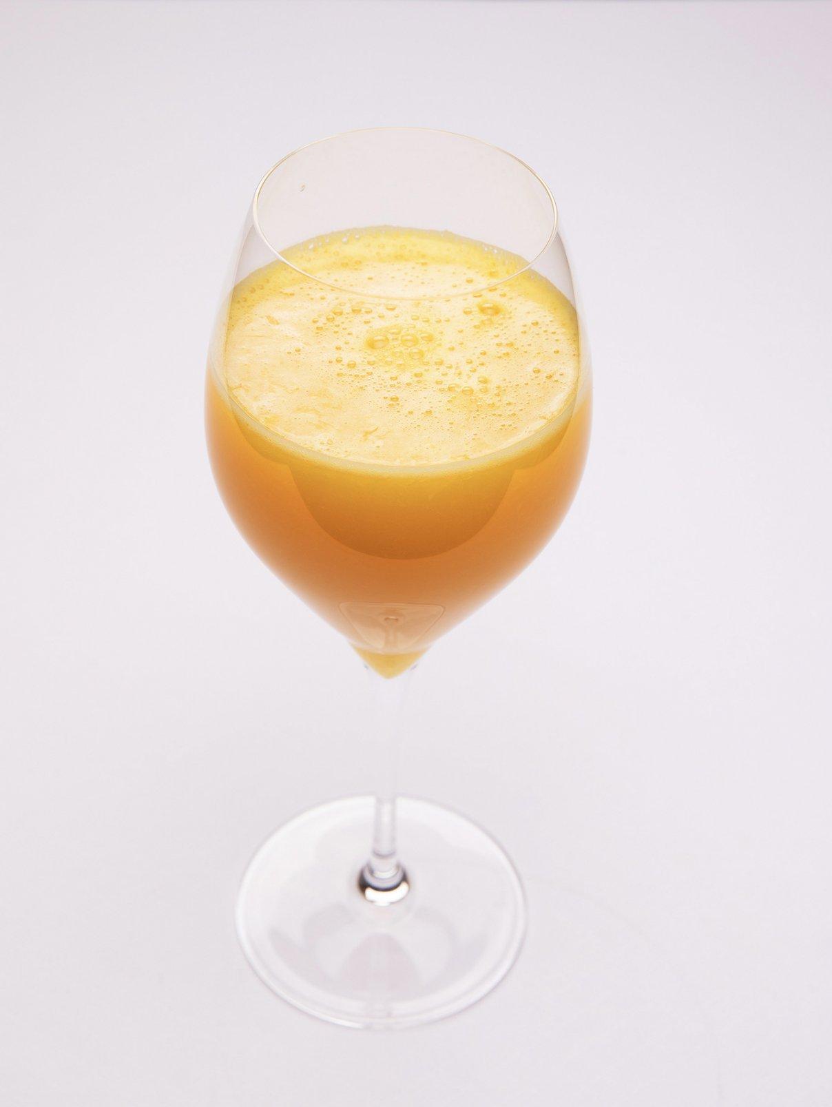 Свежевыжатый апельсиновый сок BoscoCafe  –  Общий вид