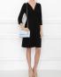 Платье трикотажное с драпировкой Pietro Brunelli  –  МодельОбщийВид