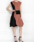Шерстяное платье с запахом Sportmax  –  Модель Общий вид