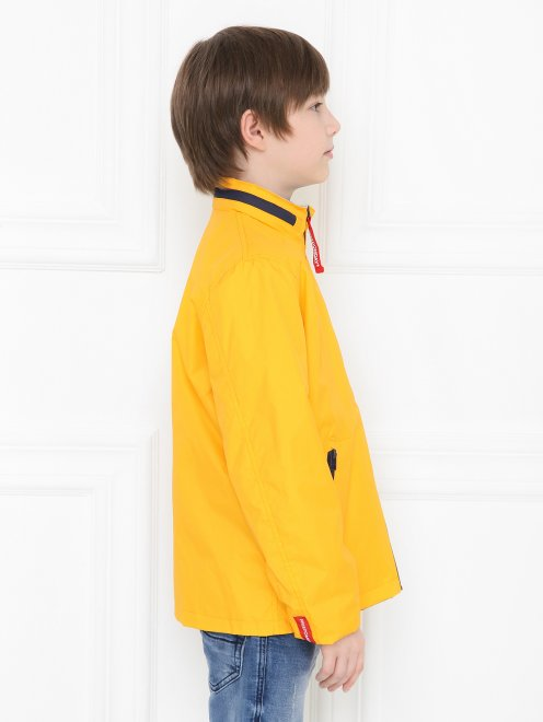 Куртка ветрозащитная с узором Freedomday - МодельВерхНиз2