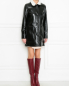 Пальто с контрастным воротником A.P.C.  –  МодельВерхНиз