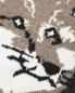 Джемпер из шерсти с узором Maison Kitsune  –  Деталь