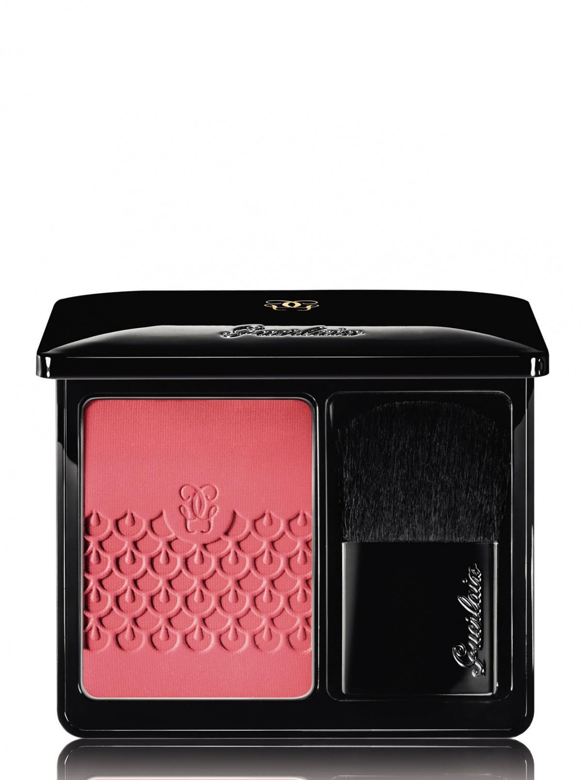 Румяна - № 06 Шикарный розовый, Rose aux Joues Guerlain  –  Общий вид